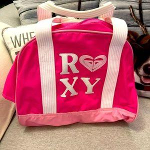 Roxy gym bag
